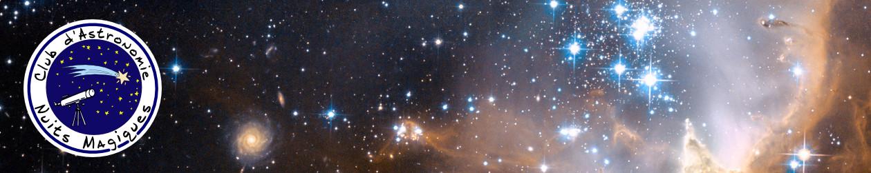 Club d'Astronomie Nuits Magiques